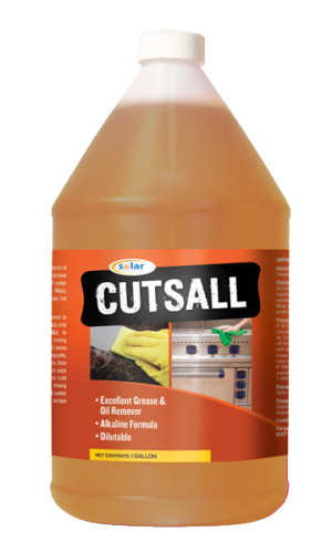 Cutsall Oven Cleaner